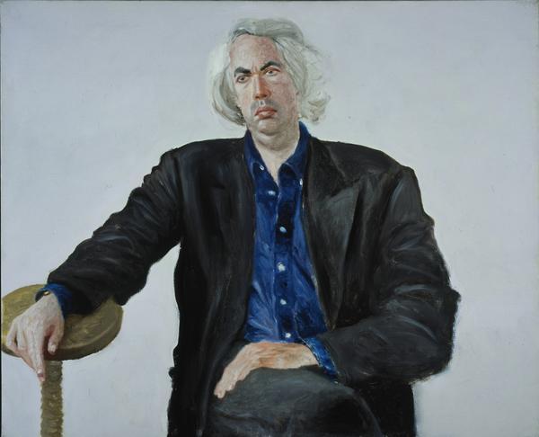 Portrait of Leon Wieseltier (1992)