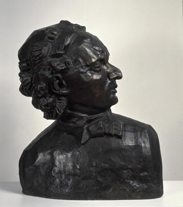 Bust of Alfred Wolmark (1913)