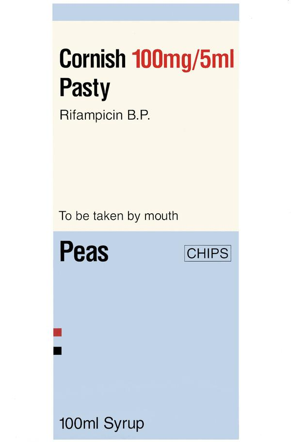 Cornish Pasty (from 'The Last Supper') (1999)