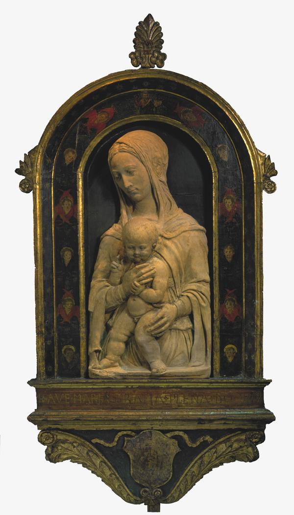 Virgin and Child (15th century)