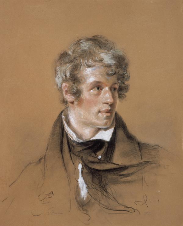 Horatio McCulloch, 1805 - 1867. Landscape painter (1828)