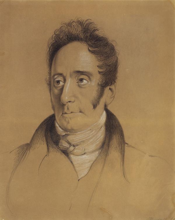 Francis Jeffrey, Lord Jeffrey, 1773 - 1850. Judge and critic (1824)