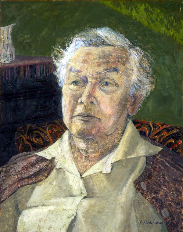 Kathleen Raine, 1908 - 2003. Poet (1983)