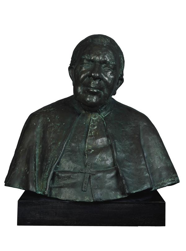 Gordon Joseph Cardinal Gray, 1910 - 1993. Church leader (1990)