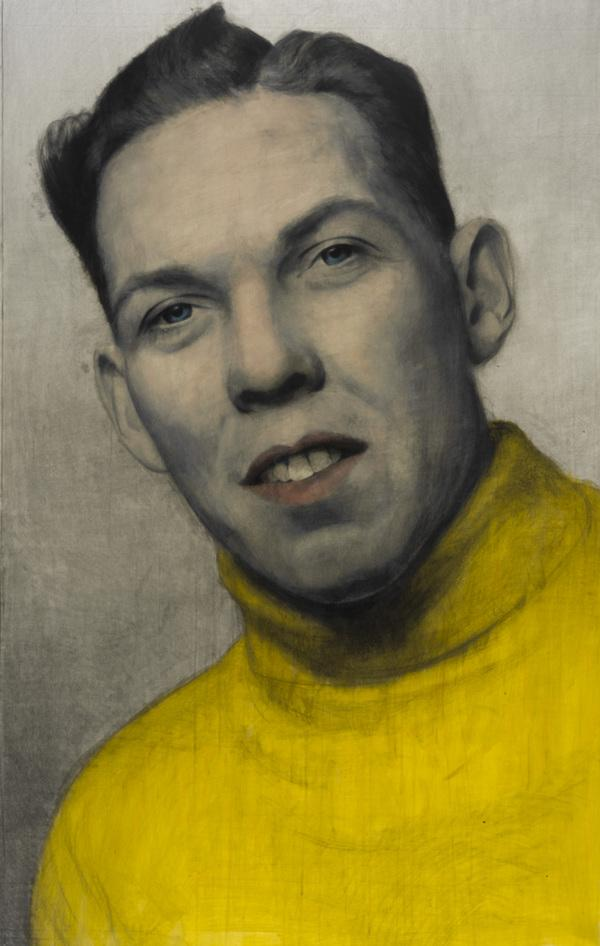 Jimmy Cowan, 1926 - 1968. Footballer (2003)