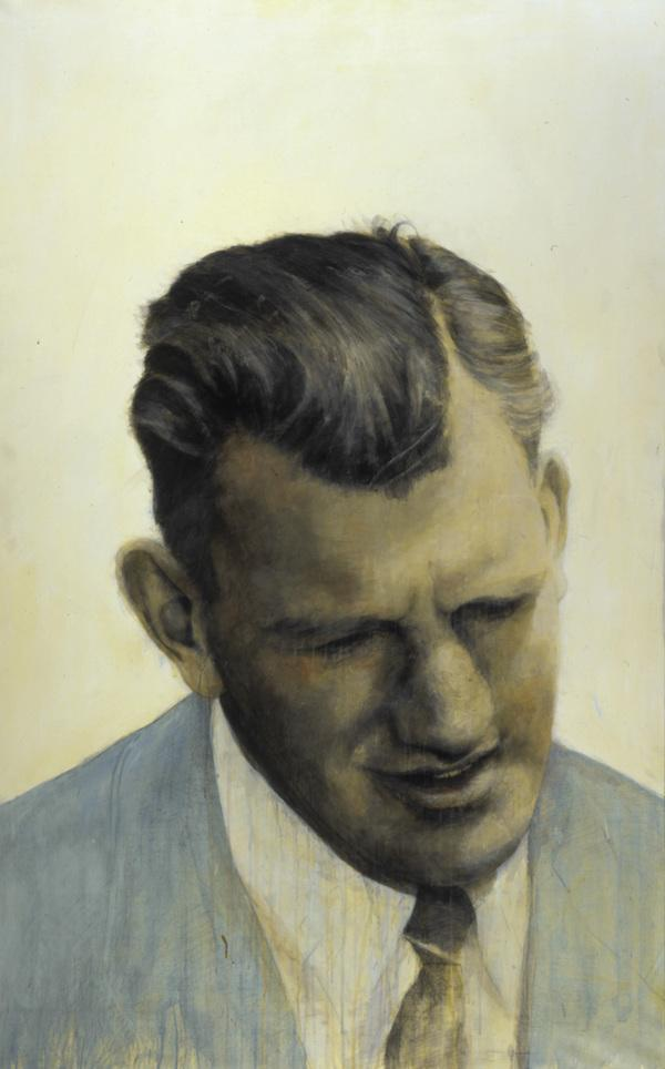 George Young, 1922 - 1997. Footballer (2003)