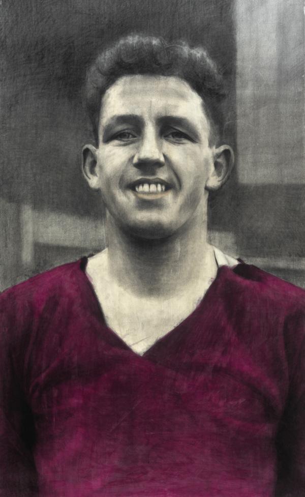 Dave Mackay, 1934 - 2015. Footballer (2003)