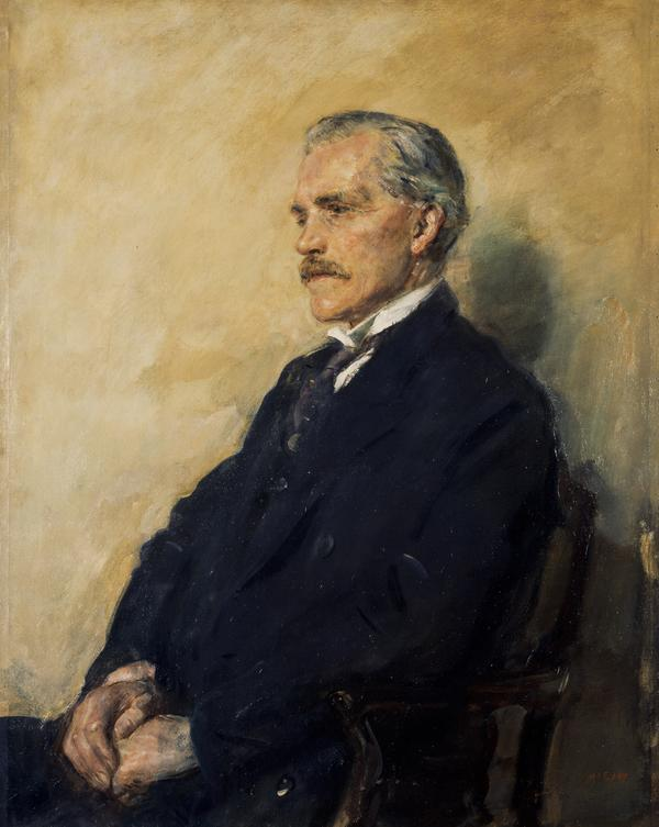 James Ramsay Macdonald, 1866 - 1937. Prime minister (Completed 1926)