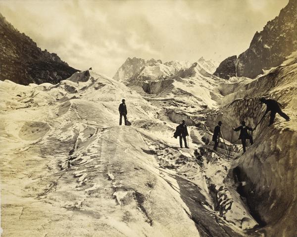 Mer de Glace (1860s)