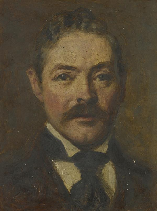 Sir David Murray, 1849 - 1933. Artist (About 1890)
