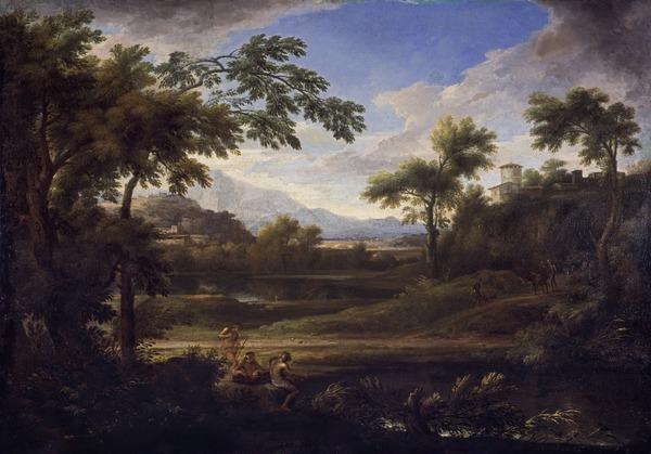 Classical Landscape (1615 - 1675)