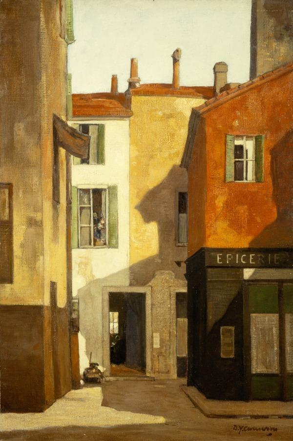 La rue Annette (1922)