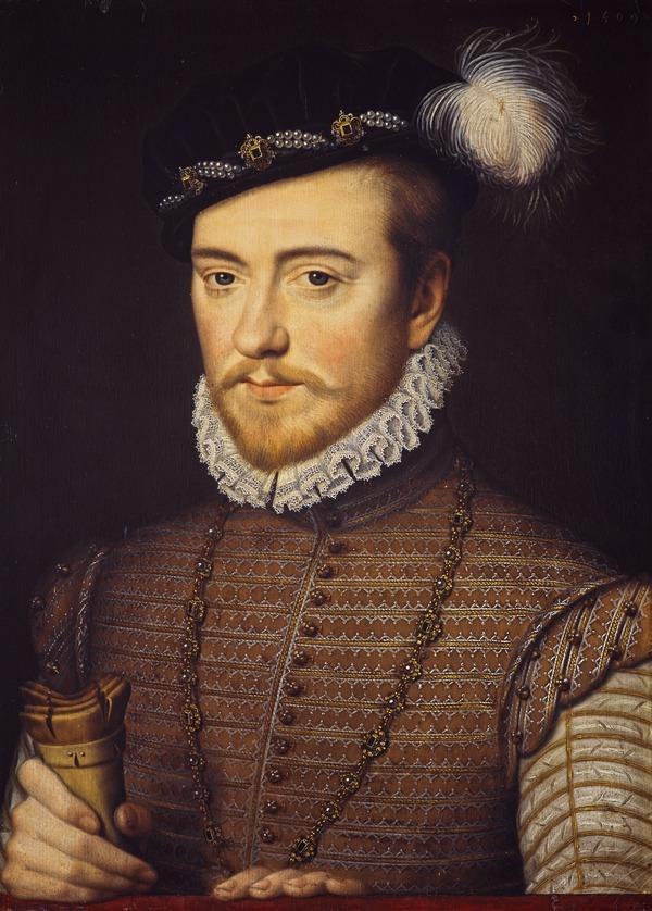 Portrait of a Man, called the Duc d'Alençon (Dated 1569)