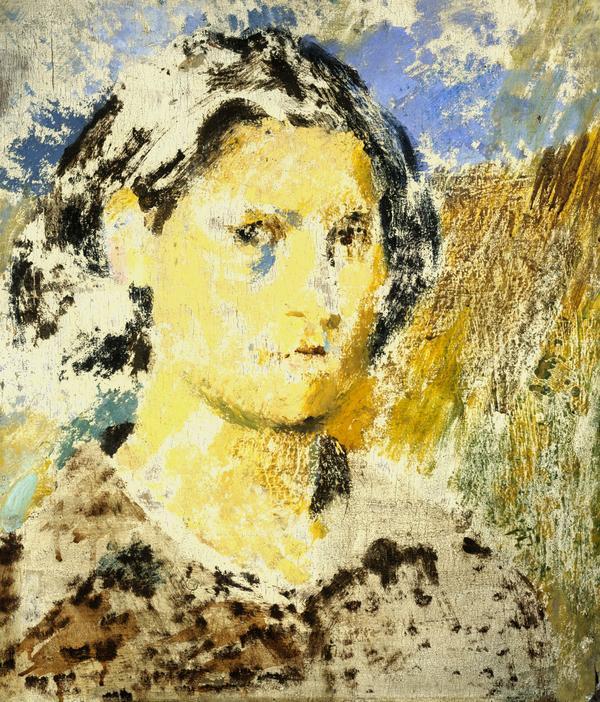Joan Eardley, 1921 - 1963. Artist (1943)
