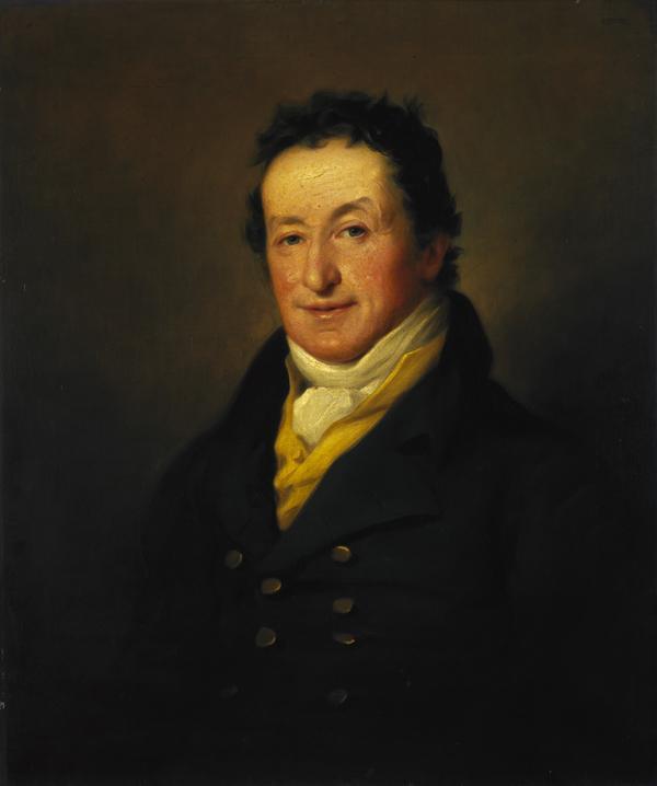 Sir Adam Ferguson, 1771 - 1855. Soldier; friend of Sir Walter Scott (about 1830)