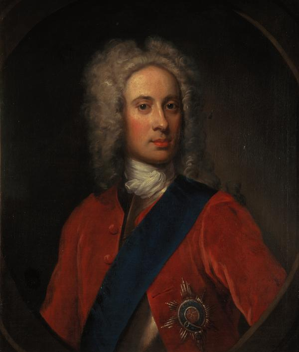 John Campbell, 2nd Duke of Argyll and Greenwich, 1680 - 1743. Soldier and statesman (About 1720)