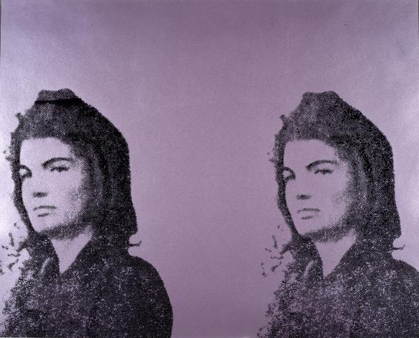 Jacqueline Kennedy II (from the portfolio 'Eleven Pop Artists', vol. II)