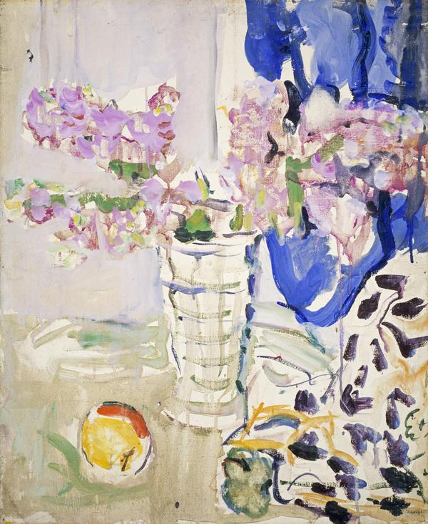 Still Life, Stocks (About 1930)