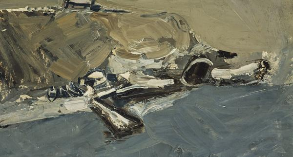 Sea and Snow, Catterline (About 1958)