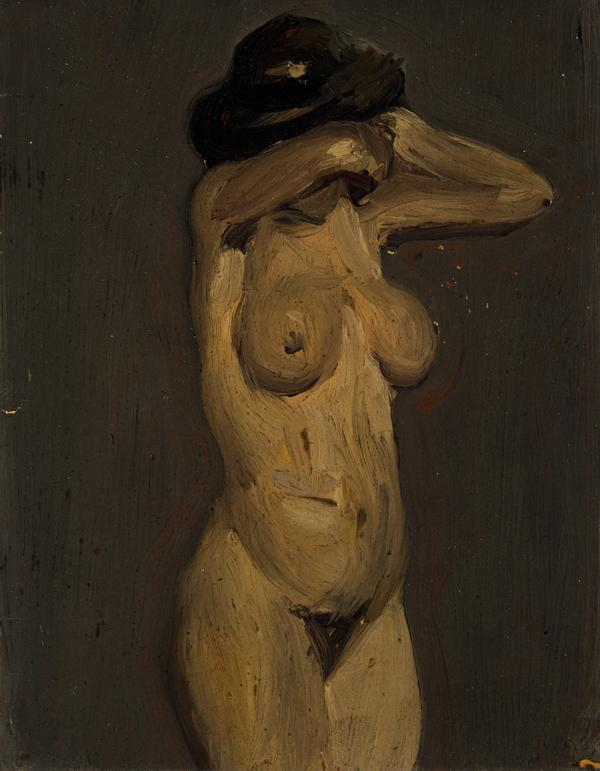 Nude (About 1900 - 1905)