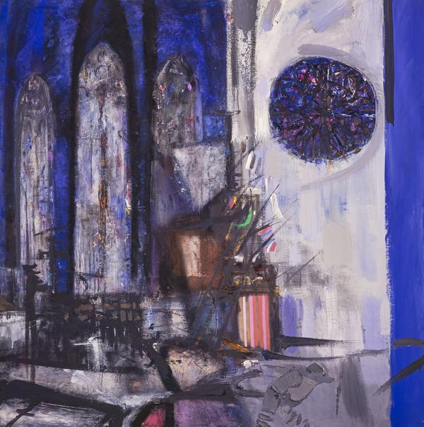 Cathedral Interior, Remembrance (1965)
