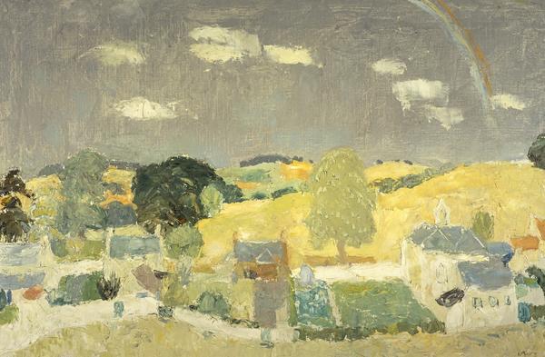 Midlothian Village (About 1944)