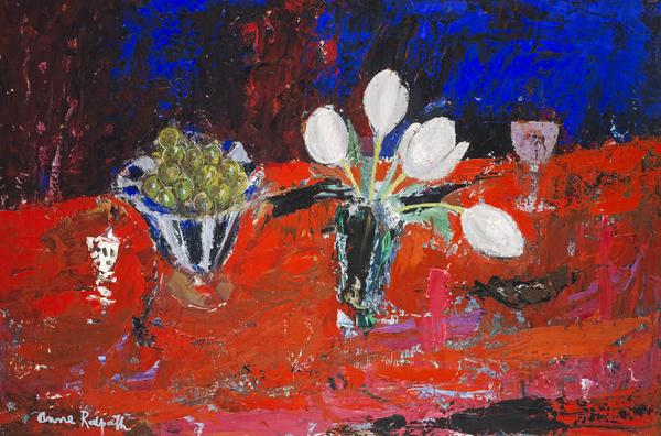 White Tulips (About 1963)