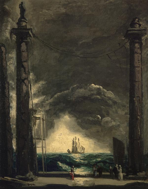 An Ancient Harbour