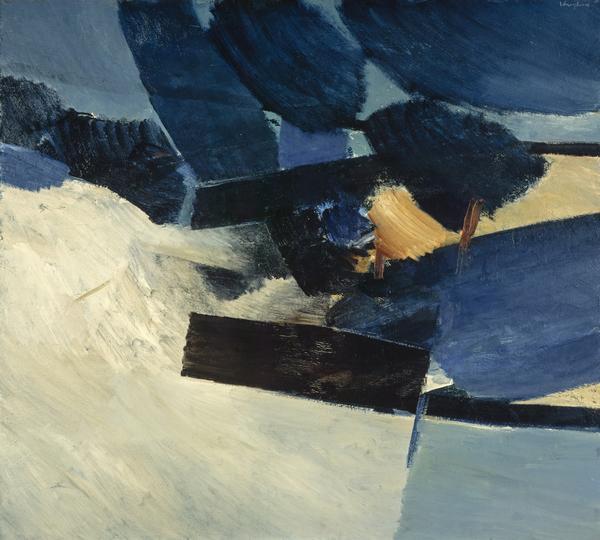 Winter Tide (Dated 1962)