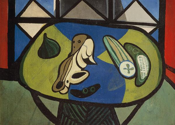 Still Life with Cucumber (1948)