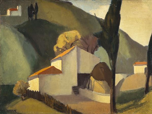 Italian Landscape (About 1927)