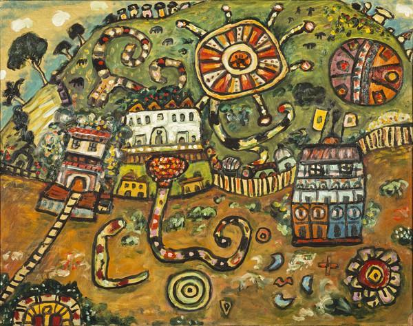 Magic Landscape [Opus O.1337] (1996)