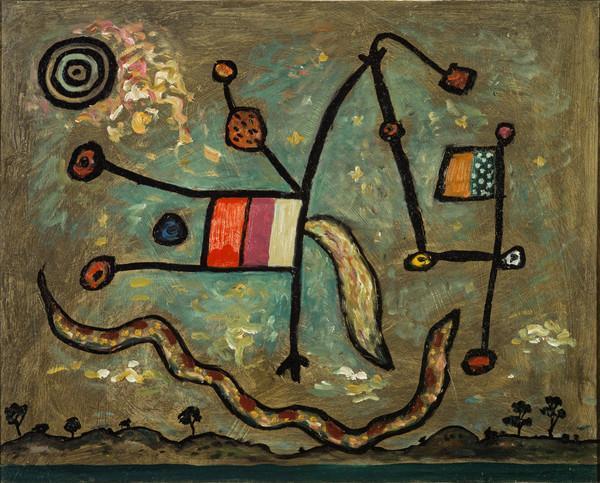 Serpent's Idea of a Horse (2000)