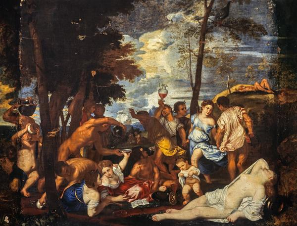 A Bacchanal: The Andrians (probably 18th century)