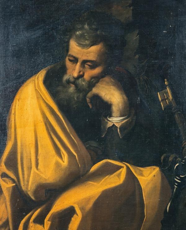 Saint Peter (perhaps 17th century)