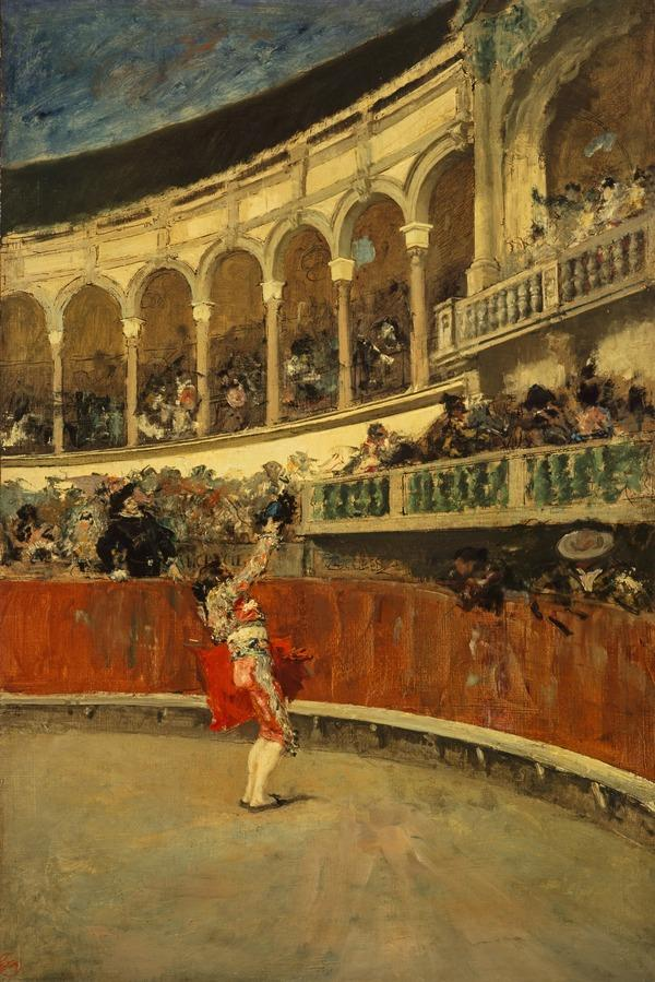 Brindis del Espada (The Bullfighter's Salute) (1868)