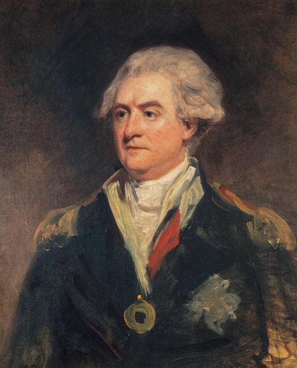Admiral Adam Duncan, 1st Viscount Duncan of Camperdown (1731 - 1804) (1797 - 1798)