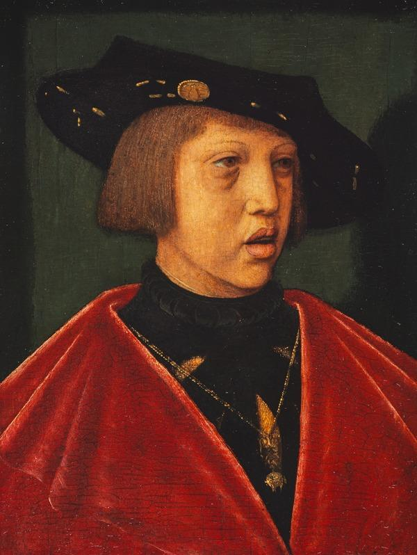 The Emperor Charles V (1500 - 1558) as a Child (Early 16th century)