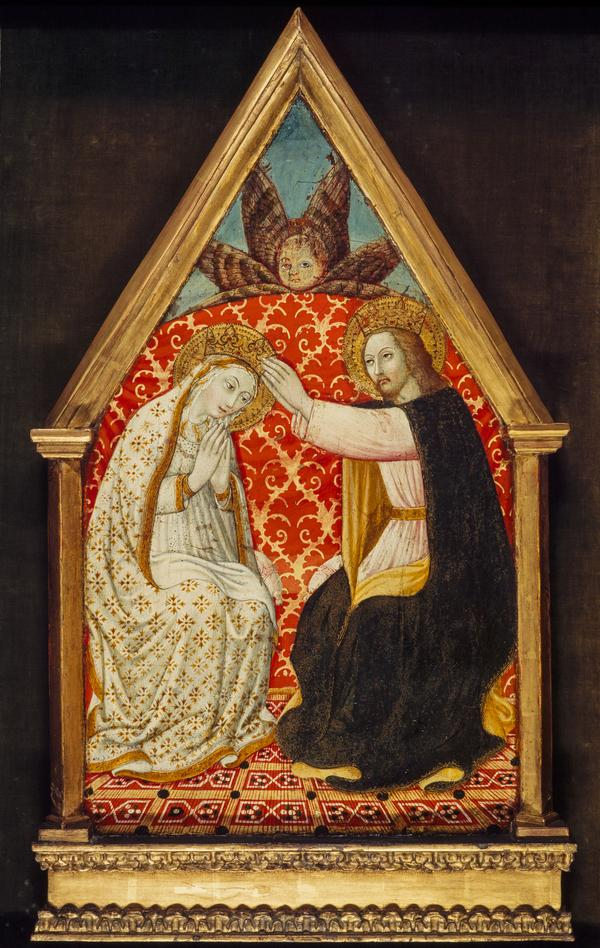 The Coronation of the Virgin (About 1470 - 1480)