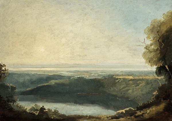 Lake Albano (1780 - 1800)