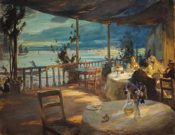 'Belvedere', Venice (Dated 1910)