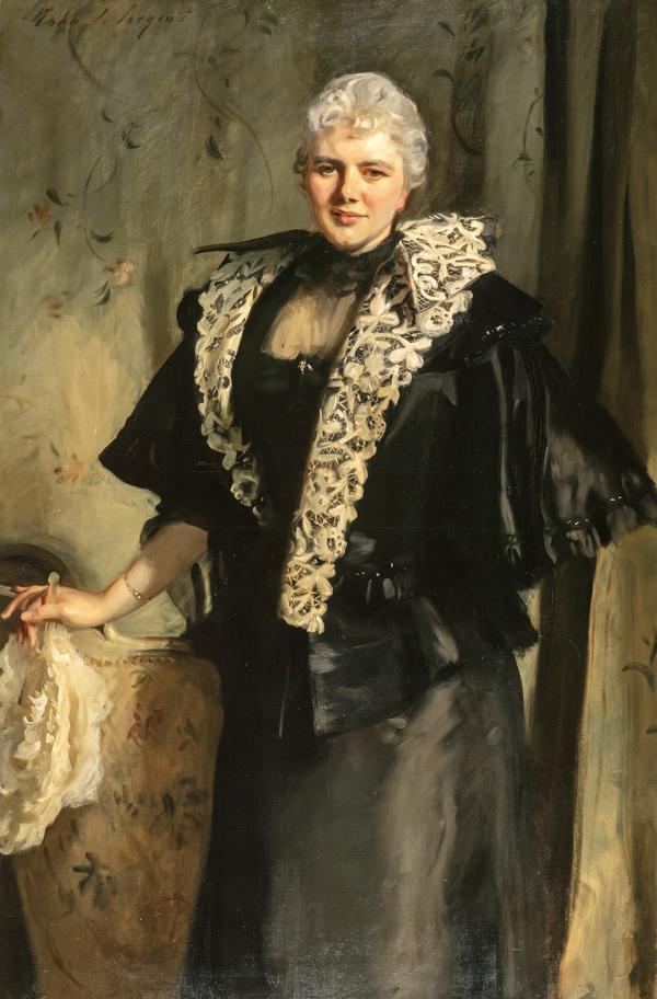 Constance Wynne-Roberts, Mrs Ernest Hills of Redleaf (died 1932) (1895)