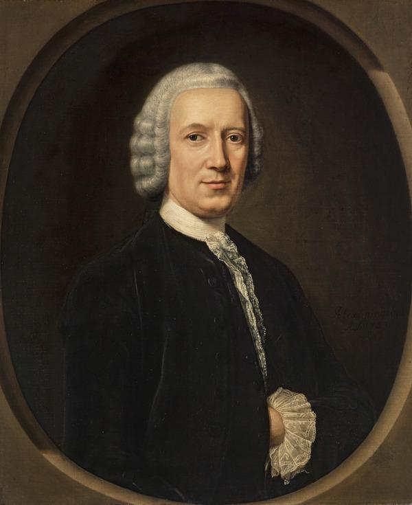 Adrian Hope of Amsterdam (1709 - 1781) (Dated 1763)