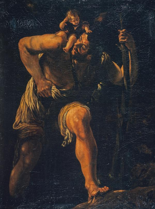 Saint Christopher (About 1615 - 1700)