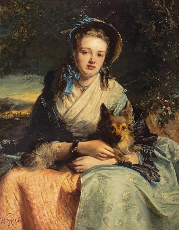 Mary MacKay Caird, later Mrs James Glen (1847 - 1940)