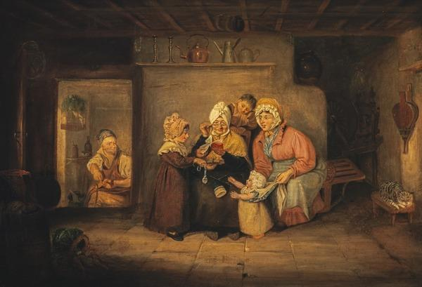 Showing the Prize (1826)