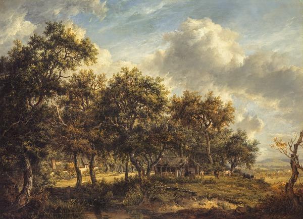 A Woodman's Cottage