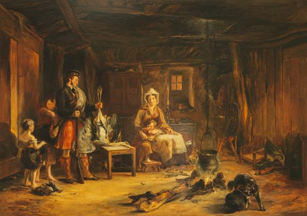 A Highland Sportsman (1832)