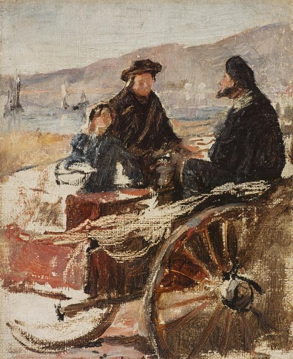 The Sailor's Yarn (1887 / 1888)