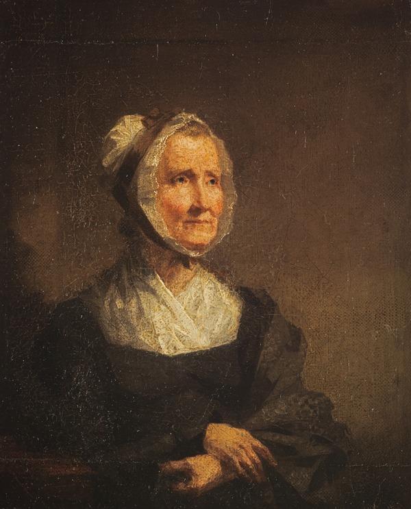The Artist's Mother (Isabella Newton, Mrs John Yellowlees, 1753 - 1825)